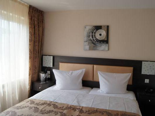 BASE1 Hotel Grenzblick, Lörrach