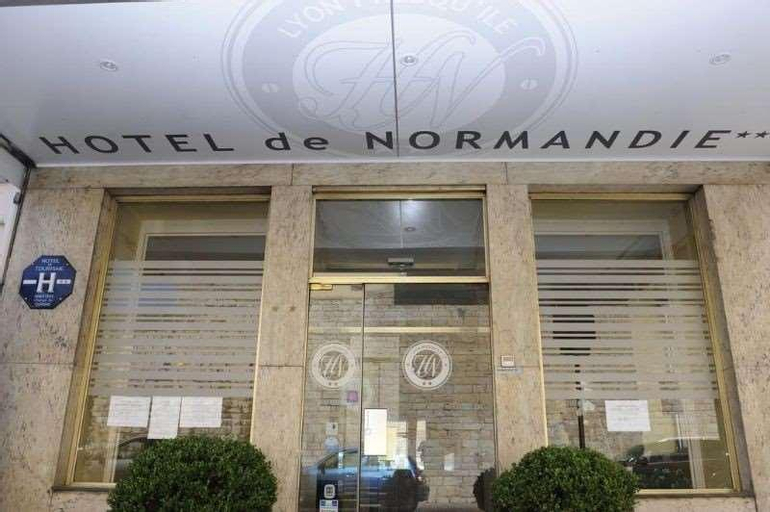 Hotel de Normandie, Rhône