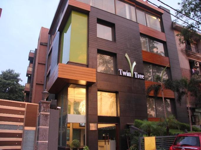 Hotel Twin Tree Naraina, West