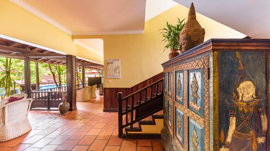 Pavillon Indochine Boutique Hotel, Siem Reab