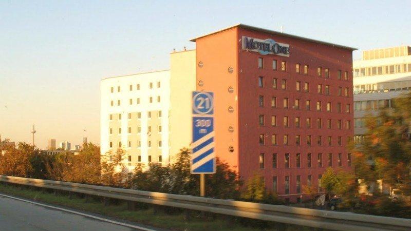 Motel One Frankfurt Airport, Frankfurt am Main