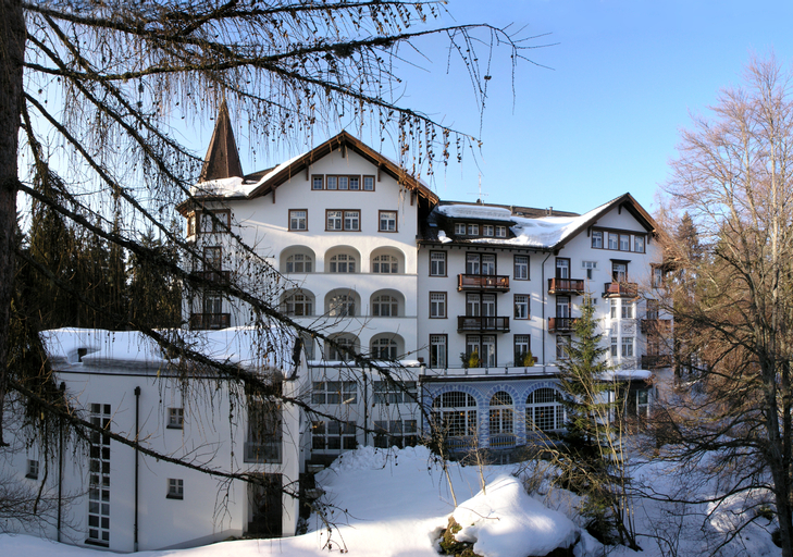 Sunstar Hotel Flims, Imboden