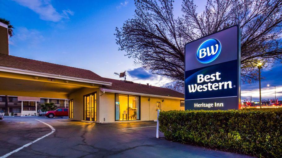 Best Western Heritage Inn, Solano