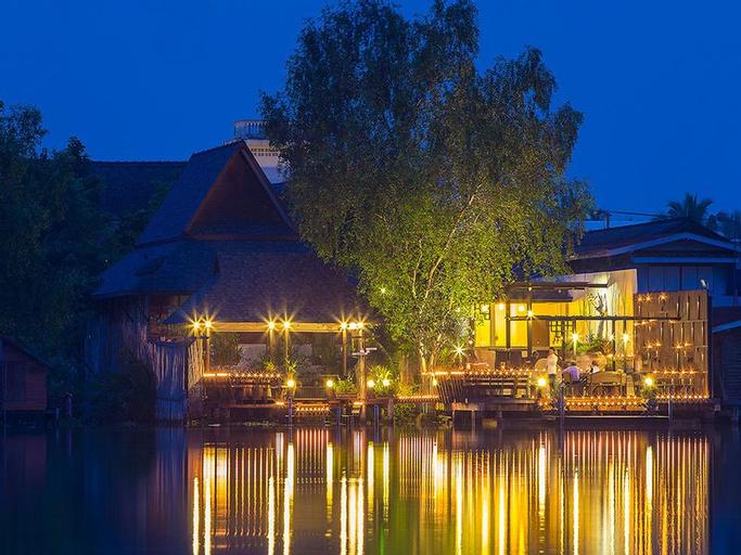 Bannsuanmaeklong Resort, Muang Samut Songkhram