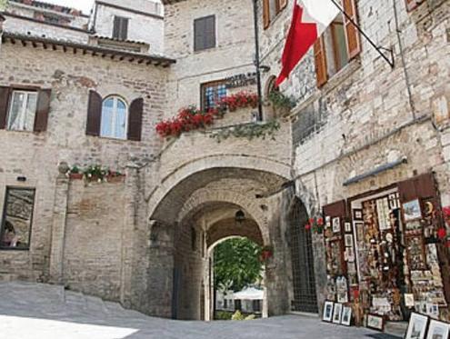 Hotel Trattoria Pallotta, Perugia