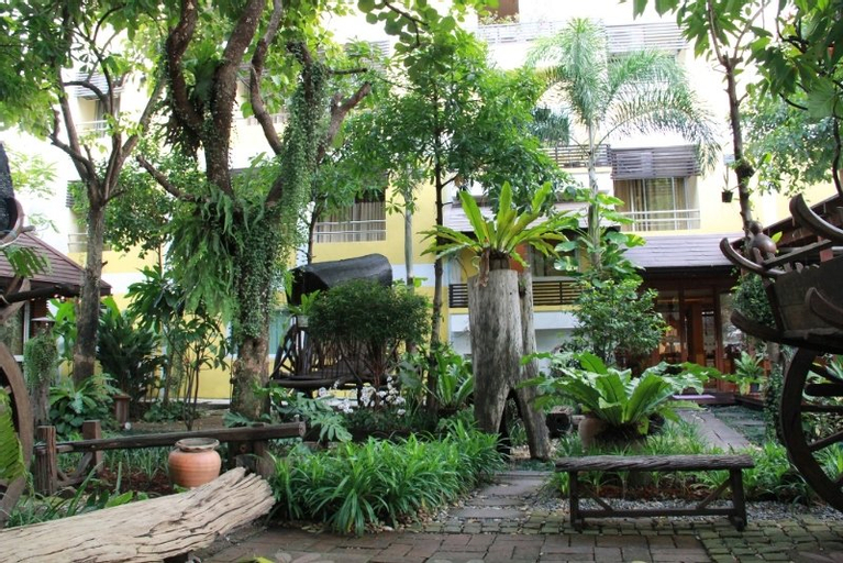 Bangkok Garden Resort and Spa, Wang Thonglang