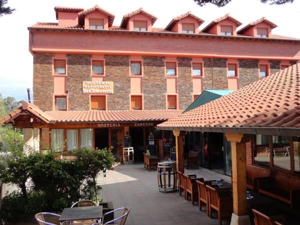 Hosteria San Emeterio, Cantabria