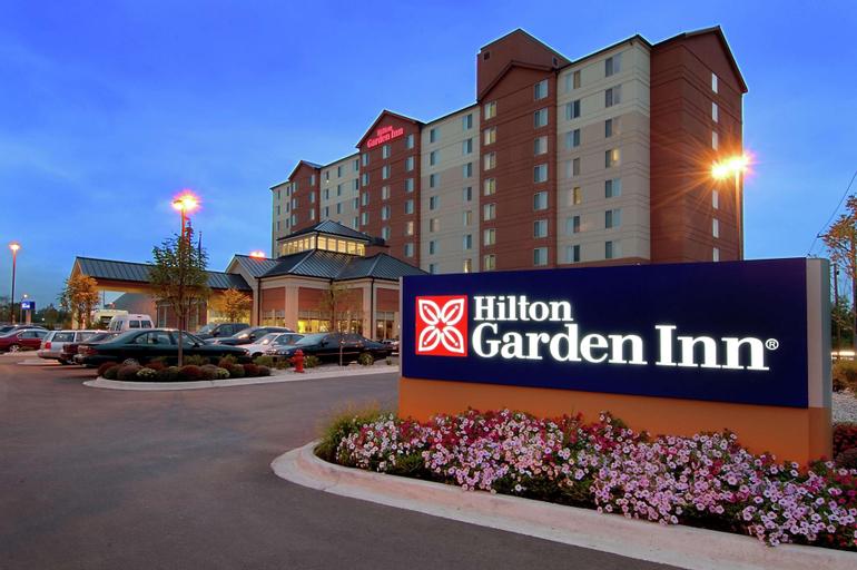Hilton Garden Inn Chicago/O'Hare Airport, Cook