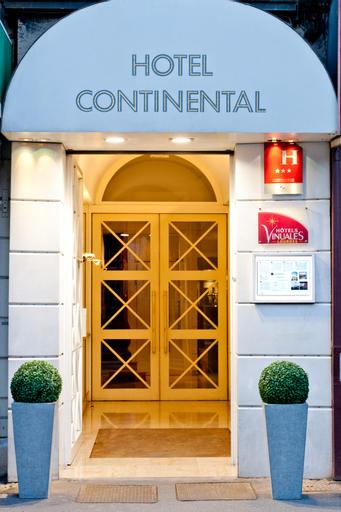 Hotel Continental, Hautes-Pyrénées