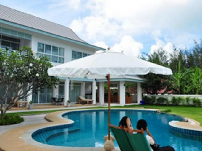 Baan Jeen Hotel Samroiyod Beach, K. Sam Roi Yot