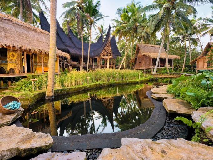 Bambu Indah Hotel, Gianyar
