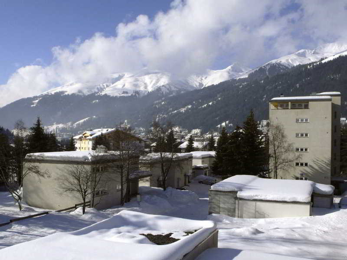 Appartement Feriensiedlung Solaria, Prättigau/Davos