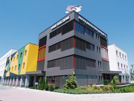 WHB Hotel, Győr
