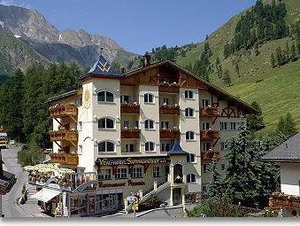 Samnaunerhof Vital-Hotel, Inn