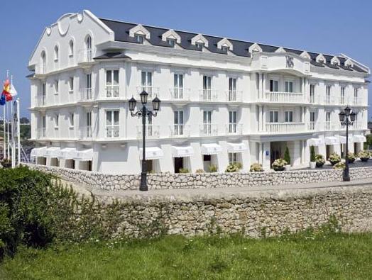 Gran Hotel Suances, Cantabria