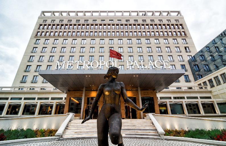 Metropol Palace, a Luxury Collection Hotel, Belgrade, Palilula