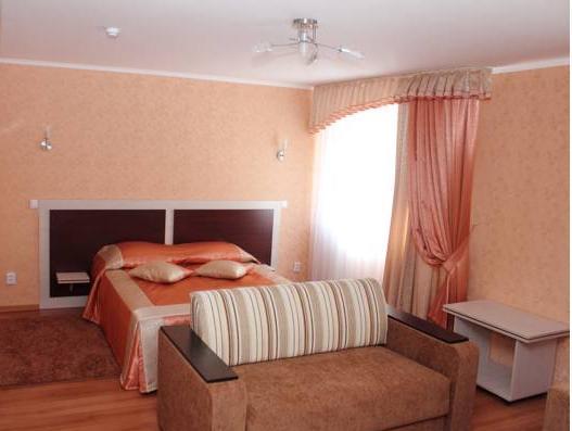 Nadzeya Hotel, Homyel'