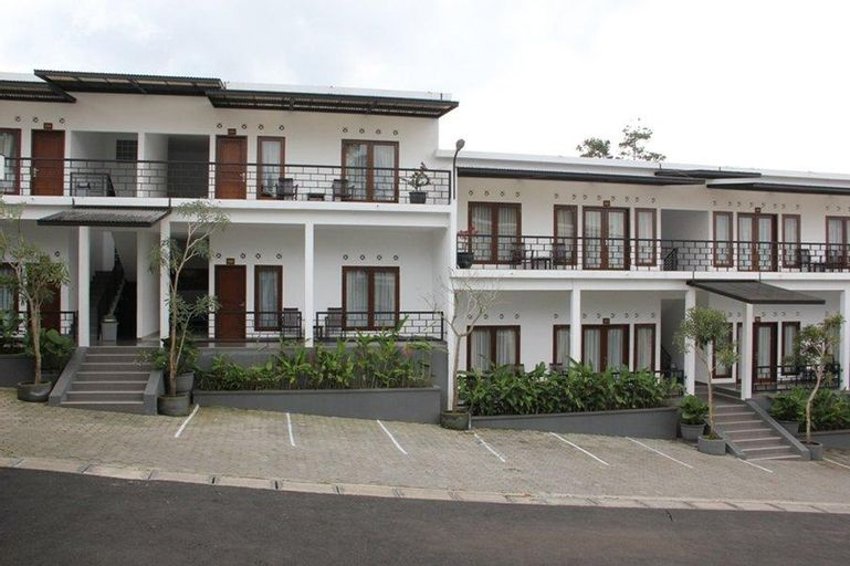 The Radiant Villas and Function Halls, Bandung