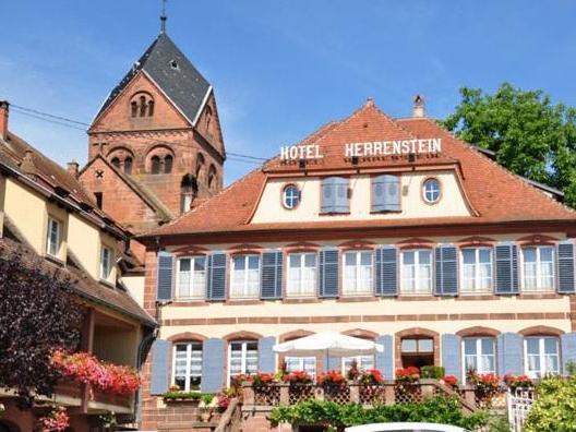 Hotel Du Herrenstein, Bas-Rhin
