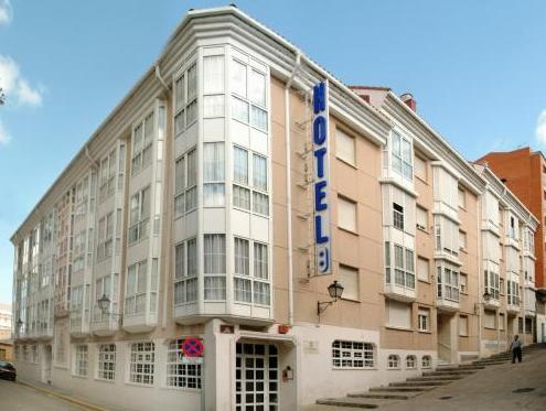 Hotel Don Rodrigo, Palencia