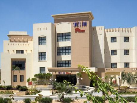 Swiss Inn Plaza, Unorganized in Al Jizah