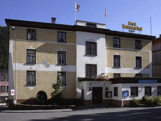 Davoserhof, Prättigau/Davos