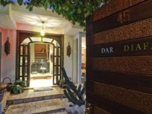 Dar Diafa, Casablanca