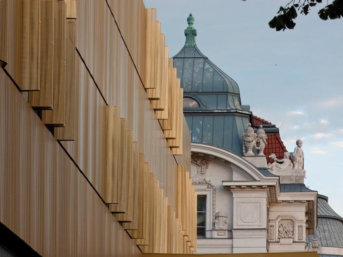 Radisson Blu Park Royal Palace Vienna, Wien