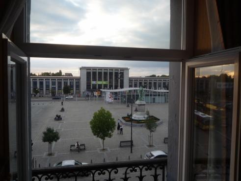 Le Terminus, Hainaut