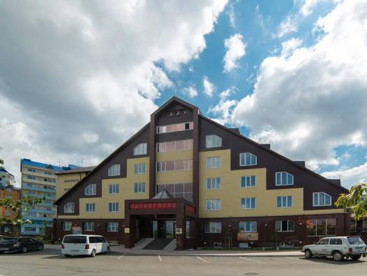 Sayanogorsk Hotel, Altayskiy rayon