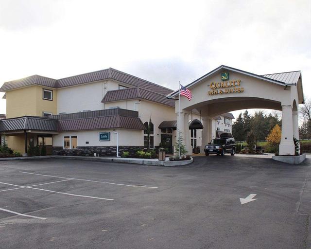 Quality Inn & Suites Tacoma  Seattle, Pierce