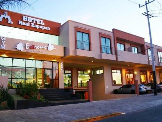 Hotel Real Zapopan, Zapopan