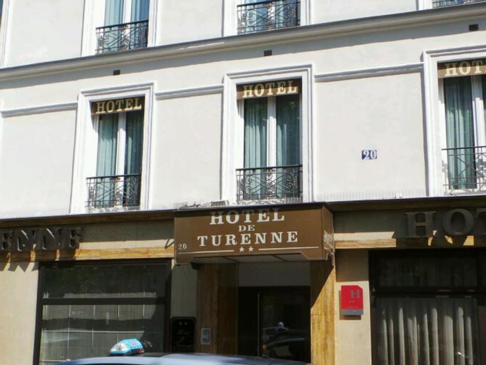 Hotel Eiffel Turenne, Paris