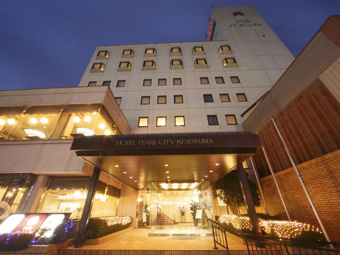Hotel Pearl City Kesennuma, Kesennuma