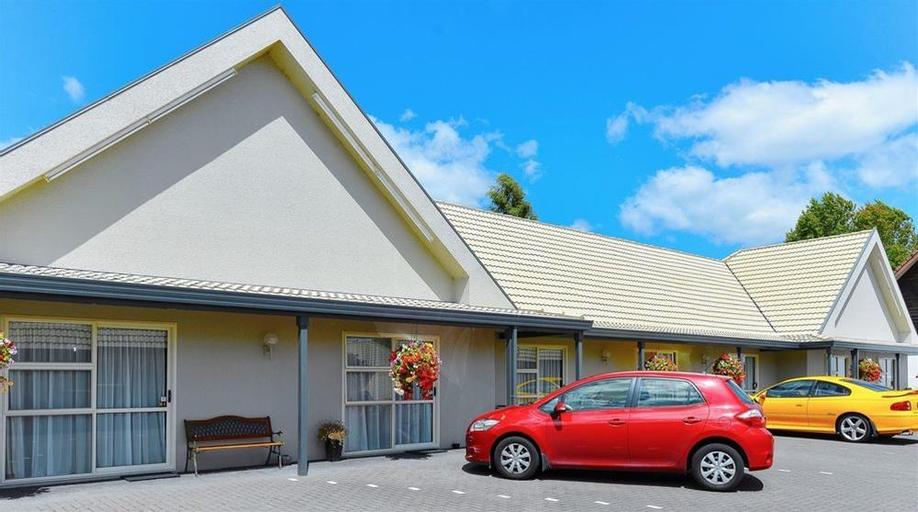 Best Western Capri Court Motor Inn, Rotorua
