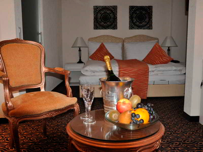 Posthotel Holiday Villa Arosa, Plessur
