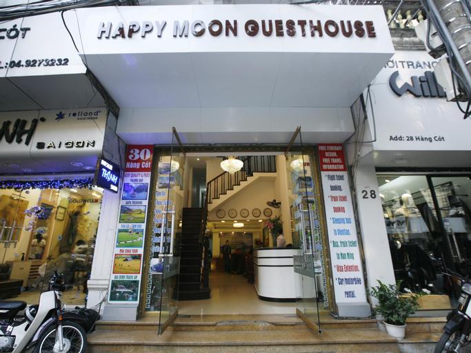Happy Moon Guesthouse, Hoàn Kiếm