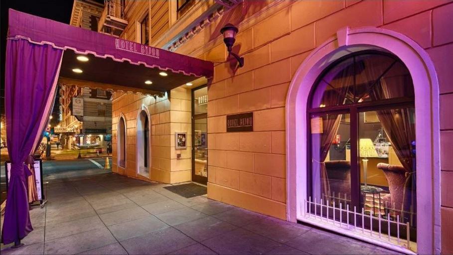 Hotel Bijou, San Francisco