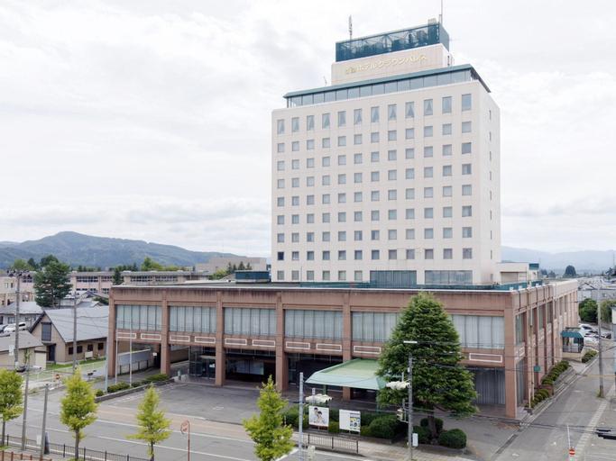 Hotel Crown Palais Shuhoku, Ōdate
