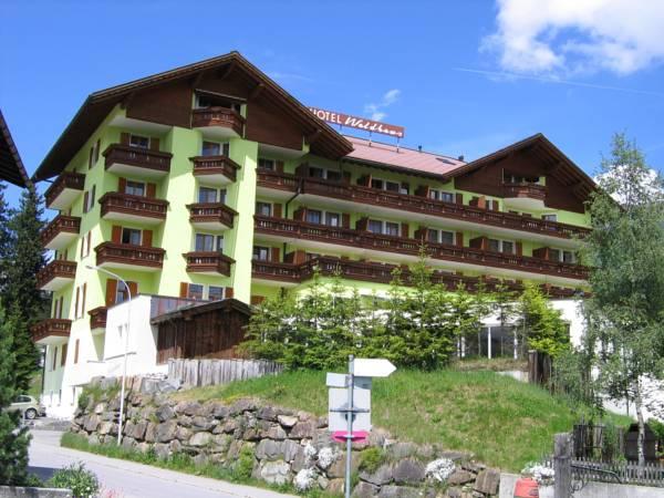 Hotel Waldhaus am See, Albula