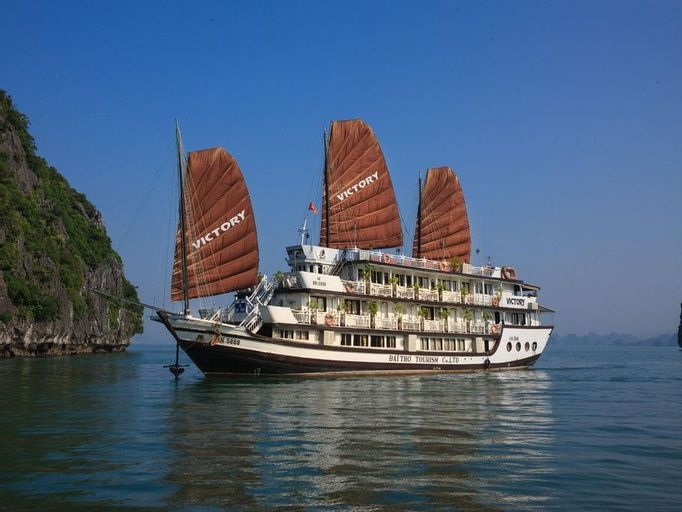Halong Victory Cruise, Hạ Long