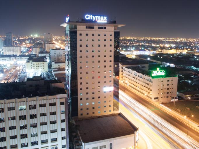 Citymax Sharjah Hotel,