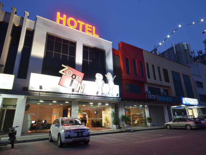 Zoom Inn Boutique Hotel - Danga Bay, Johor Bahru