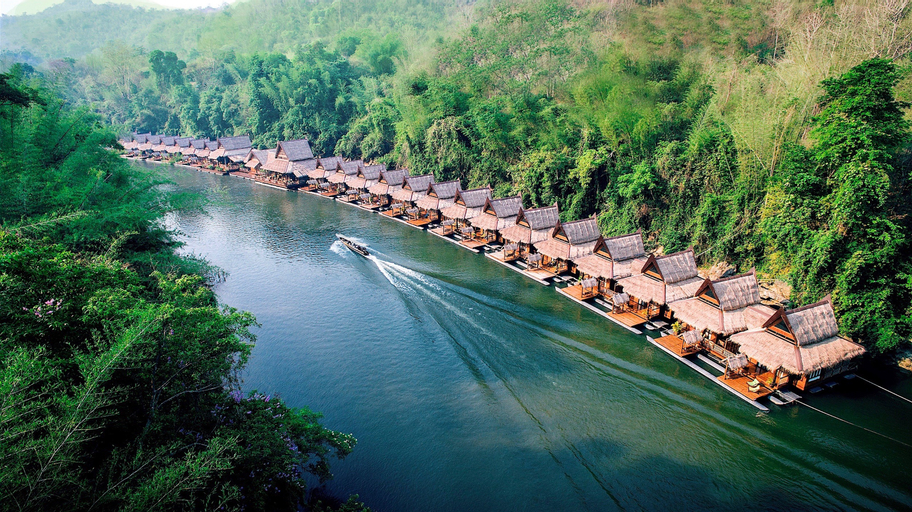 The Float House River Kwai, Sai Yok