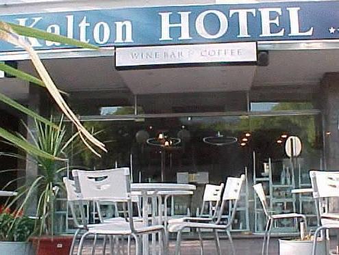 Kalton Hotel, San Rafael