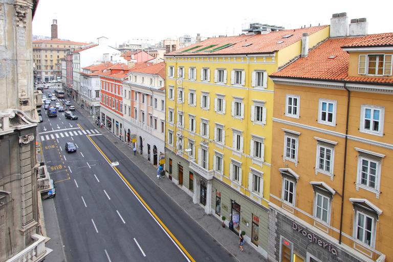 Hotel Roma, Trieste