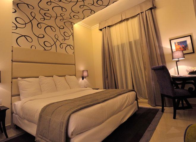 IL-Palazzo Amman Hotel & Suites, Wadi Essier