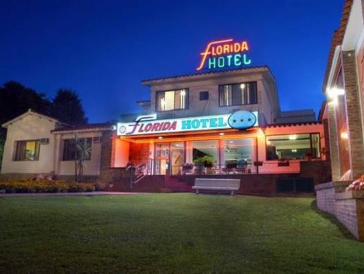 Hotel Florida, Santa María