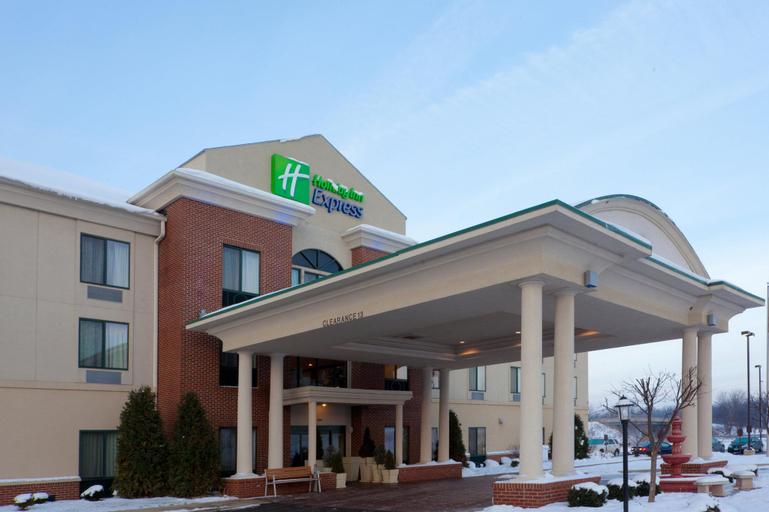 Holiday Inn Express Lordstown Newton Falls Warren, Trumbull