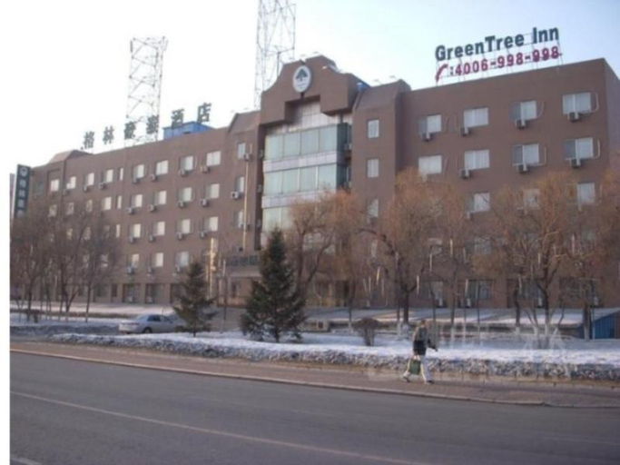 GreenTree Inn Jilin Songjiang Hotel, Jilin